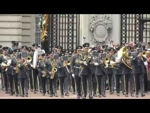 IMMS-UK: RAF Bands - Battle of Britain 75 - July 2015