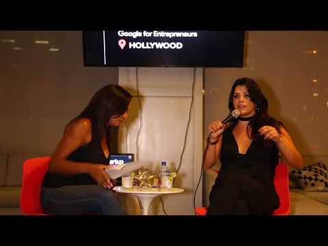 Startup Grind Hollywood hosts Cocktails w/ Cam Kashani, Godmother of Silicon Beach