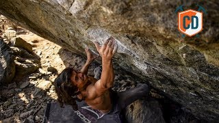 Pushing It Right To The Edge.... | Climbing Daily Ep.1422
