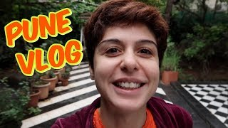 VLOG || Pune For A Day!