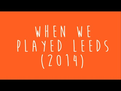 When We Played Leeds... Again l The Midnight Beast