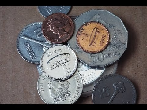 Fiji Coin Collection (2018)