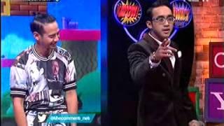 The Comment-vebby Palwinta & Tarra Budiman (ekspresi Yaelah)