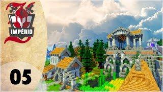 2 SEGREDOS para CONSTRUIR BEM no Minecraft | IMPÉRIO #5