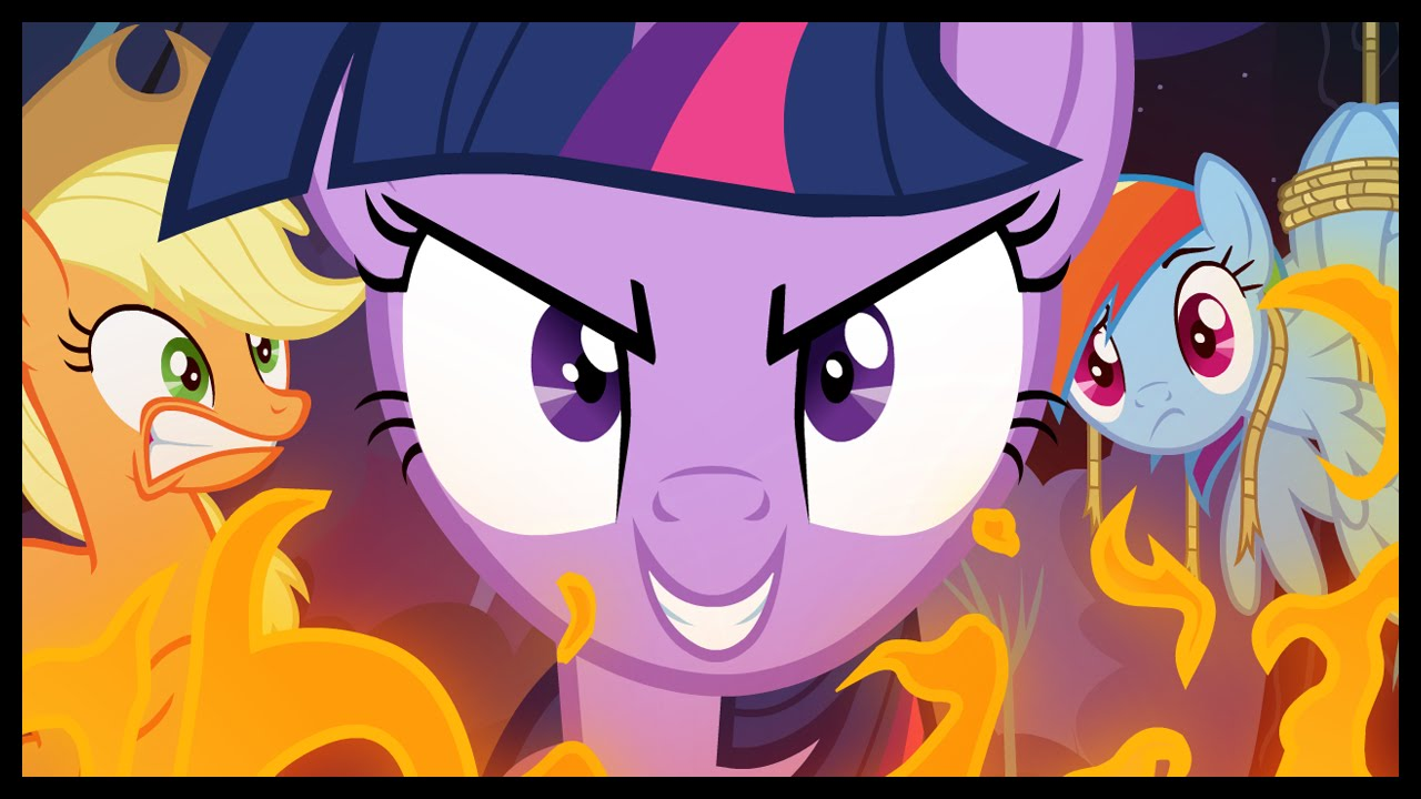 Blackjrxiii My Little Pony