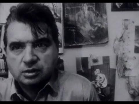 Francis Bacon - Peintre anglais (1964)