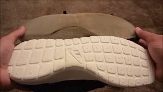Brand New Nike Roshe One vs. Old and Worn Nike Roshe One (Nike Roshe One Shoe Review)
