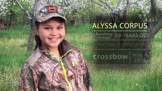 Youth Hunting Video Contest- Memory Chase- Alyssa Corpus