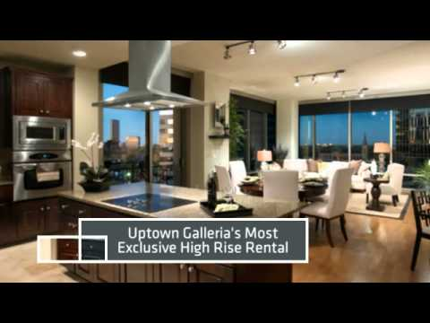 High Rise Apartments In Houston Texas Uptown Park Galleria A Youtube