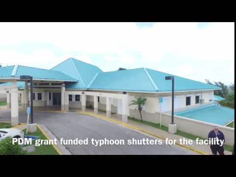 PDM2013 Guam Hospital Skilled Nursing Unit Shutters project