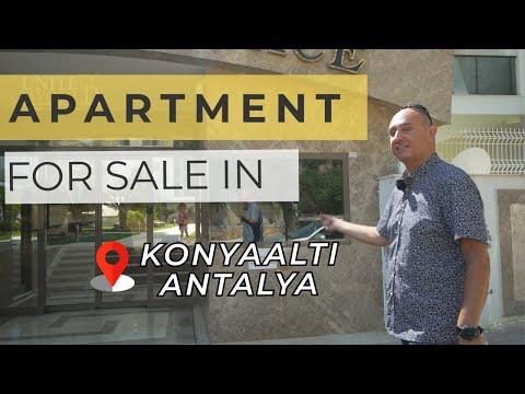 Apartment For Sale In Hurma Konyaalti Antalya