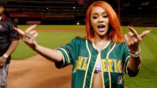 Saweetie x London On Da Track - Up Now (Feat G-Eazy and Rich The Kid) (Official Video)