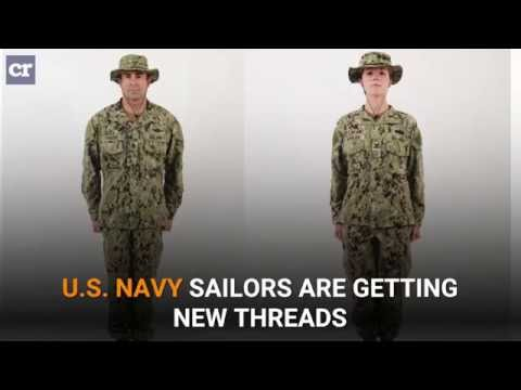 US Navy Gets a Makeover
