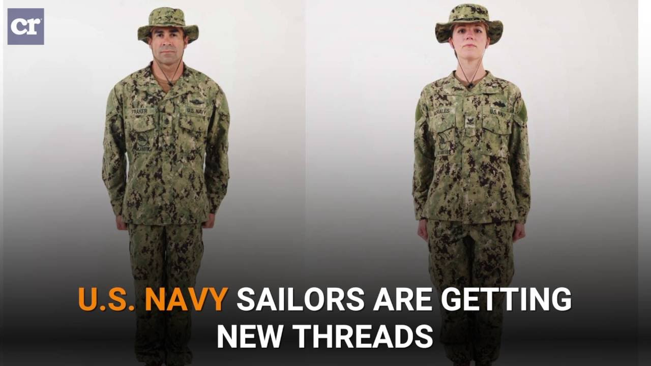navy type 3 uniform regulations