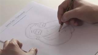 quagmire drawing lesson