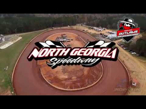 Topless Outlaw Promo for North Georgia Speedway on May 18th 2019