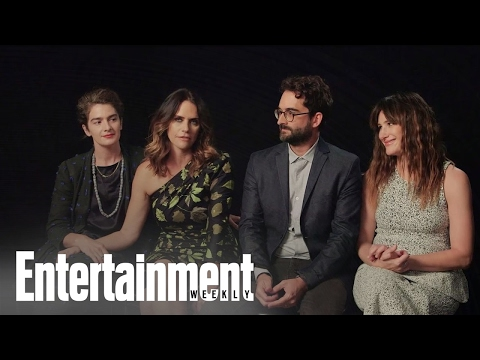 Transparent: Cast Members Talk Season 4, Character Dynamics & Much More | Entertainment Weekly