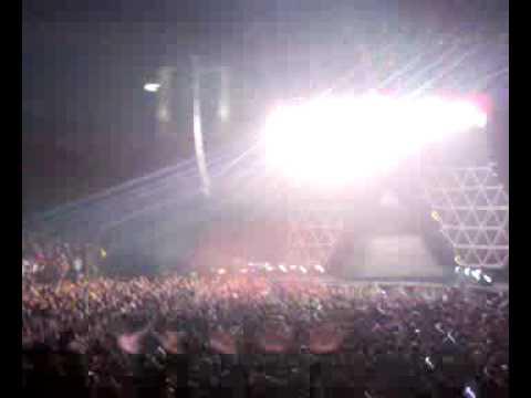 Daft Punk  Mexico Encore Set