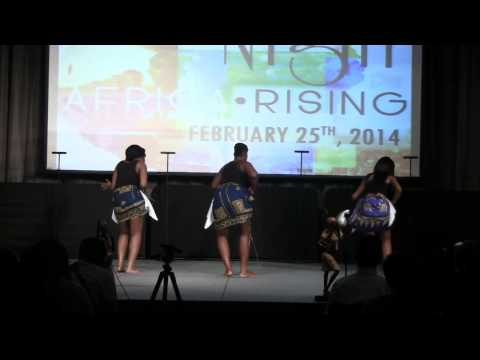 PANASA Africa Night 2014- Akwa Ibom, Yoruba, Igbo Traditional Dance Permance