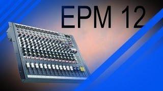 Review | Soundcraft EPM 12 [Deutsch]
