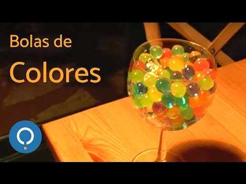 556755686 Bolitas de gel de colores - YouTube