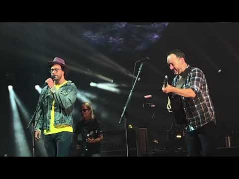 Crystal - WATCH:  Dave Mathews Band 5 Days Ago In Camden With Amos Lee The Maker