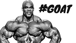 RONNIE COLEMAN - THE BEST PRE-WORKOUT EVER