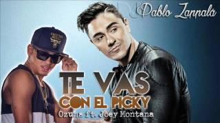 Pablo Zappalá - Te Vas con el Picky (Ozuna ft. Joey Montana)