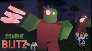Roblox Zombie Blitz! Should We stream or record it?