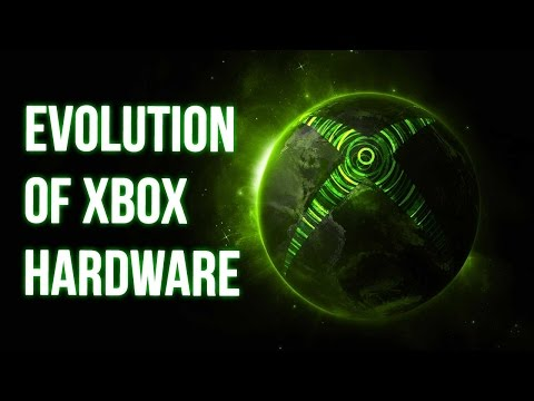 The Evolution of Xbox Hardware