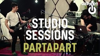 Partapart - Mind Shifter (Live at Babylon Studio)
