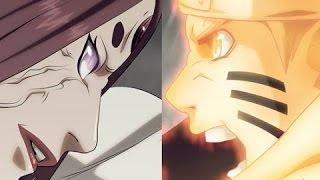 La pelea final de la cuarta guerra ninja en el juego Naruto Storm 4...