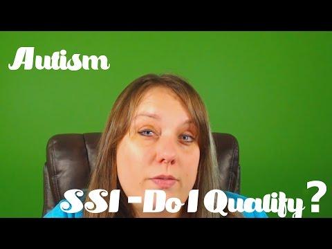 Autism: Do I Qualify For SSI?