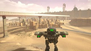 [B.o.T] Battle of Titans: New DESERT Map GAMEPLAY [REPOST]