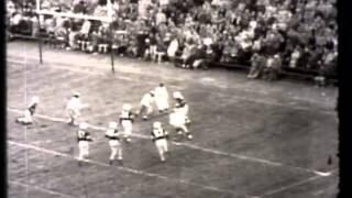Dartmouth Football Scrapbook of 1955