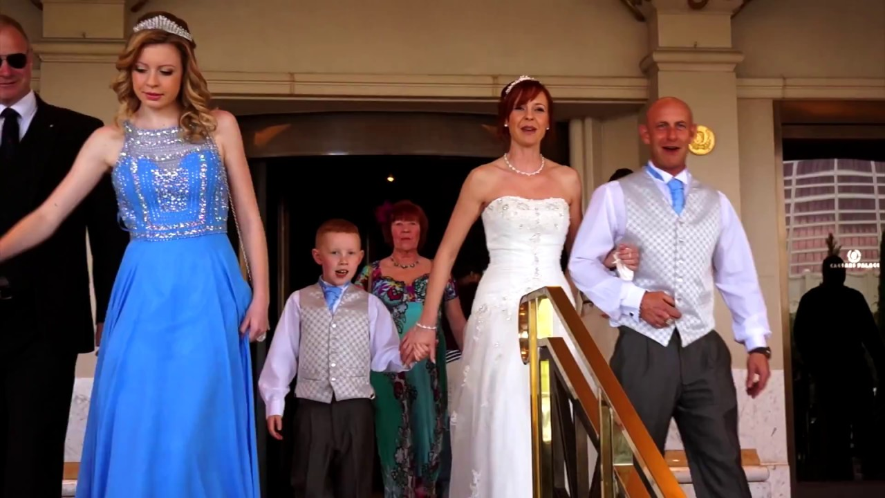 Lee Hilary Wedding Film At Chapel Of The Flowers