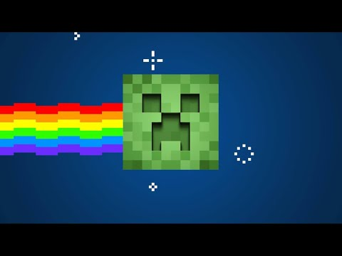 Making Nyan Cat with only Minecraft Sounds