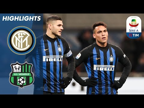 Inter 0-0 Sassuolo | Inter Held to Poor Goalless Draw | Serie A