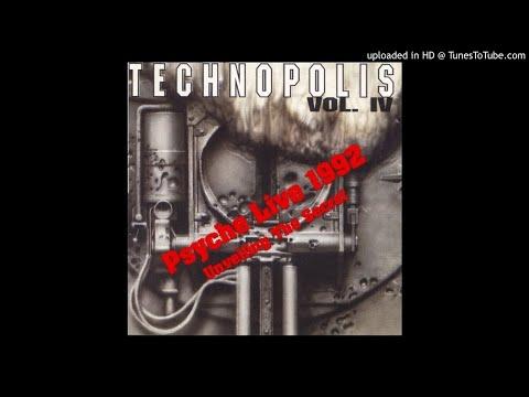 Psyche – Unveiling The Secret [Live On Tour 1992]