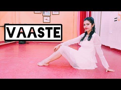 Vaaste   Dance Video   Dhvani Bhanushali   Shalu Tyagi Dance.