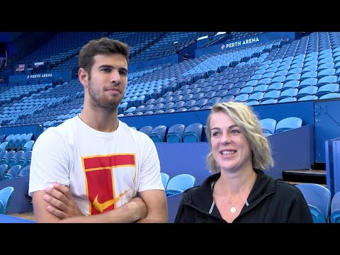 Team Russia: How well do you know each other? | Mastercard Hopman Cup 2018