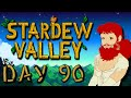 Stardew Valley: Day 090 | ColdQuest Quarry