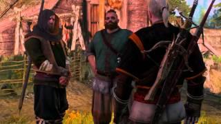 Wiedźmin 3: Dziki Gon PS4 Gameplay PL