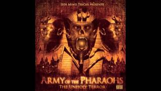 """Jedi Mind Tricks Presents:Army of the Pharaohs - """"Suplex"""" [Official Audio]"""