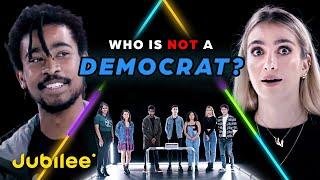 6 Democrats vs 1 Secret Republican | Odd Man Out