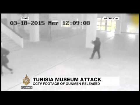 Tunisia airs video of Bardo Museum attack