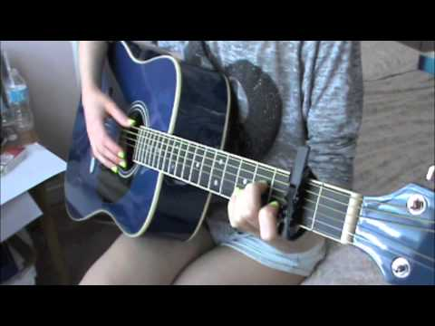 Easy Guitar Tutorial For READ ALL ABOUT IT By Emeli Sandé (PICKING AND STRUMMING)!!!!