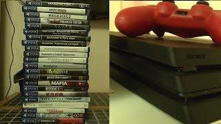 видео: Мои Игры для PLAYSTATION 4