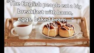 Stereotypes about everyday life in Great Britain