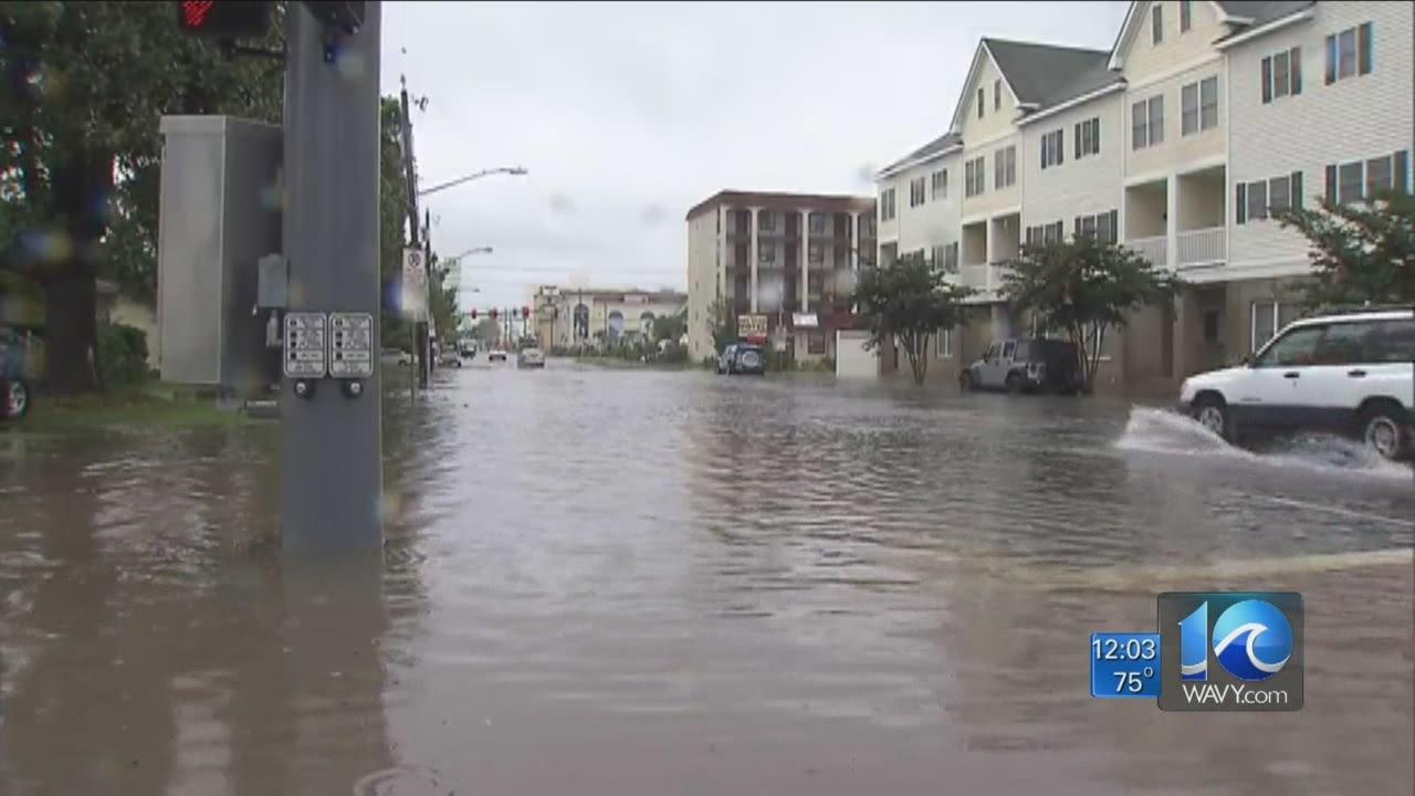 Flooding In Virginia Beach You